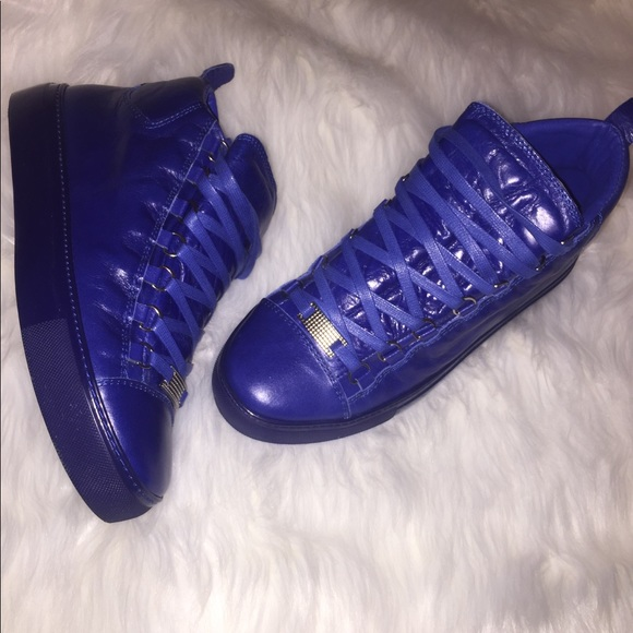 Balenciaga Shoes | High Blue